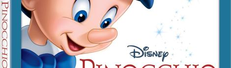 Disney's 'Pinocchio'; Joining The Walt Disney Signature Collection On Digital HD January 10 & On Blu-ray January 31, 2017 From Disney 36