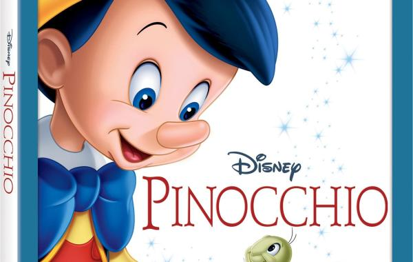 Disney's 'Pinocchio'; Joining The Walt Disney Signature Collection On Digital HD January 10 & On Blu-ray January 31, 2017 From Disney 30