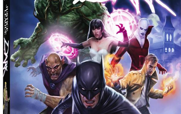 Release Details, Trailer & Artwork For 'Justice League Dark'; Arriving On Digital HD January 24 & On Blu-ray & DVD February 7, 2017 From DC Comics - Warner Bros 41