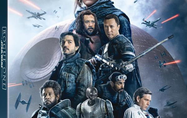 Release Details, Artwork, Retailer Exclusives & More For 'Rogue One: A Star Wars Story'; Arrives On Digital HD March 24 & On Blu-ray, Blu-ray 3D* & DVD April 4, 2017 From Lucasfilm 4