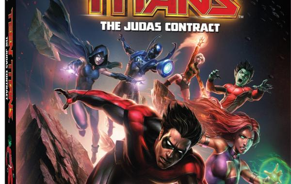 Trailer, Artwork & Release Details For 'Teen Titans: The Judas Contract'; On Digital HD April 4 & On Blu-ray & DVD April 18, 2017 From DC Comics - Warner Bros 7