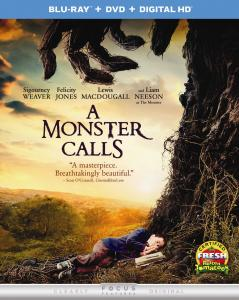 [Blu-Ray Review] 'A Monster Calls': Available On Blu-ray & DVD March 28, 2017 From Focus & Universal 1