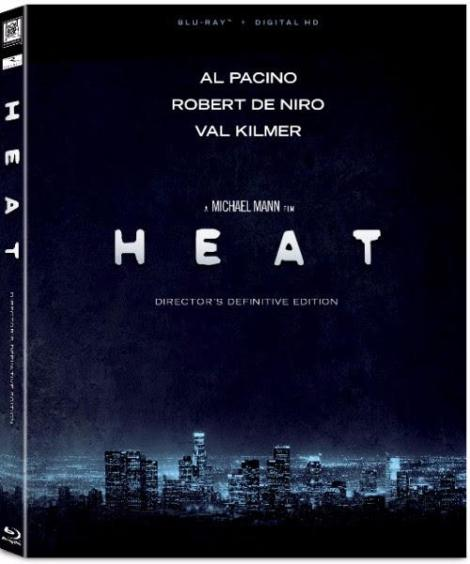 'Heat: Director's Definitive Edition'; Arriving on Blu-ray, DVD & Digital HD May 9, 2017 From Fox Home Ent. 2
