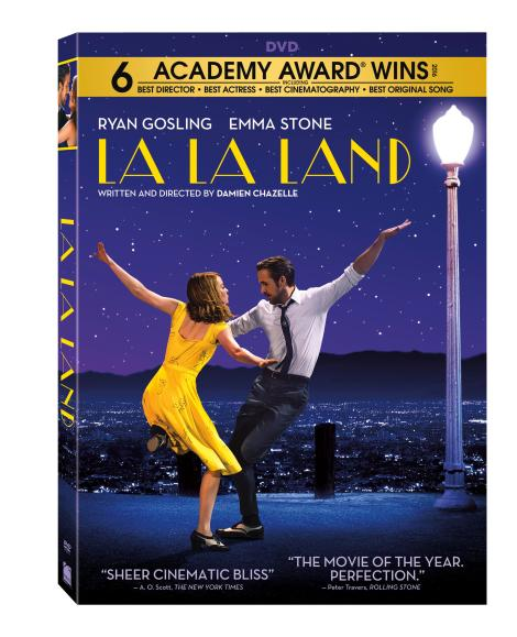 'La La Land'; Arrives On Digital HD April 11 & On 4K Ultra HD, Blu-ray & DVD April 25, 2017 From Lionsgate 7