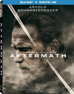 'Aftermath'; The Dramatic Thriller Starring Arnold Schwarzenegger Arrives On Blu-ray & DVD June 6, 2017 From Lionsgate 1