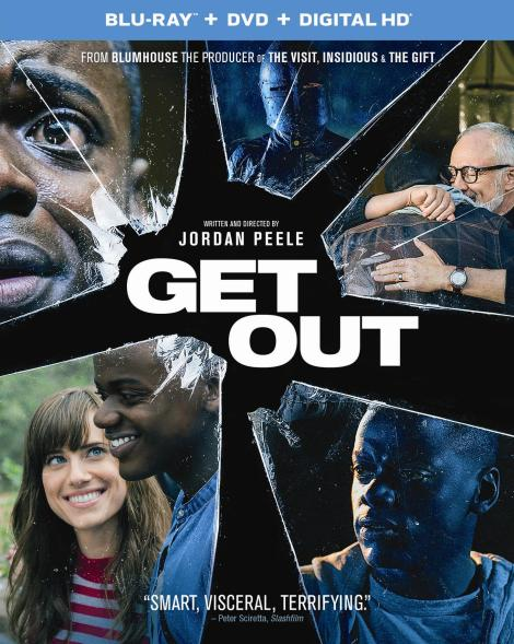 'Get Out'; Jordan Peele's Acclaimed Thriller Arrives On Digital HD May 9 & On Blu-ray & DVD May 23, 2017 From Universal 4