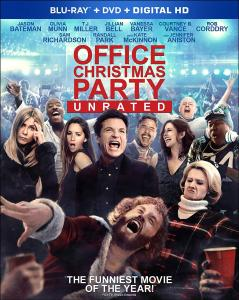 [Blu-Ray Review] 'Office Christmas Party' Unrated: Now Available On Blu-ray, DVD & Digital HD From Paramount 1