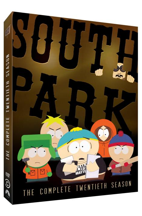 'South Park: The Complete Twentieth Season'; Arrives On Blu-ray & DVD June 13, 2017 From Paramount 4