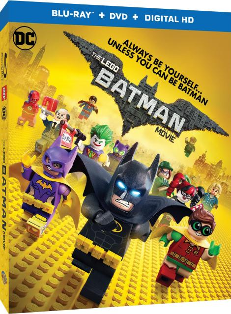 'The Lego Batman Movie'; Arrives On Digital HD May 19 & On 4K Ultra HD, Blu-ray 3D, Blu-ray & DVD June 13, 2017 From Warner Bros 5