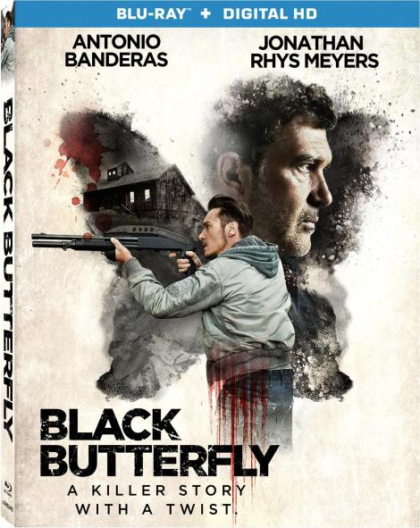 'Black Butterfly'; Arrives On Blu-ray & DVD July 25, 2017 From Lionsgate 4