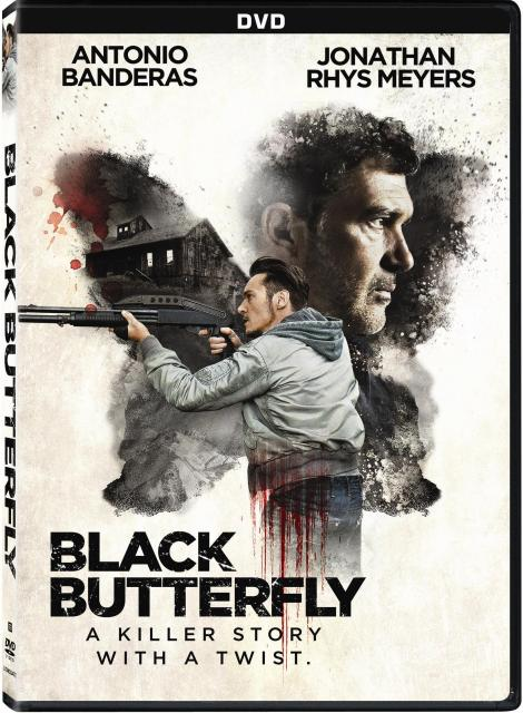'Black Butterfly'; Arrives On Blu-ray & DVD July 25, 2017 From Lionsgate 5