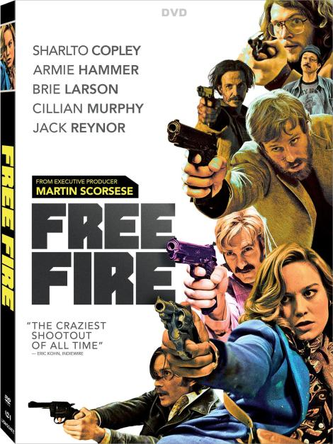 Ben Wheatley's 'Free Fire'; Arrives On Blu-ray & DVD July 18, 2017 From Lionsgate 5