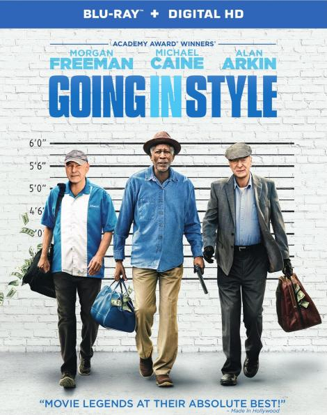 'Going In Style'; Arrives On Digital HD July 11 & On Blu-ray & DVD August 1, 2017 From Warner Bros 8