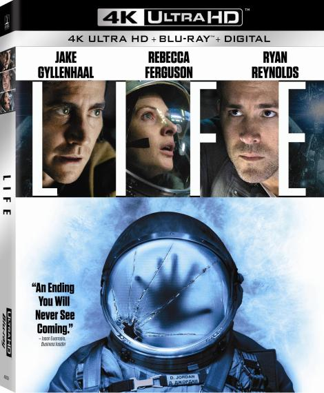'Life'; Arrives On Digital June 2 & On 4K Ultra HD, Blu-ray & DVD June 20, 2017 From Sony Pictures 4