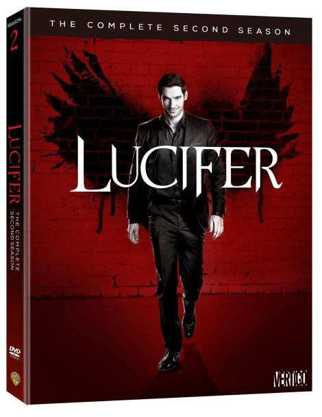 'Lucifer: The Complete Second Season'; Arrives On DVD & Blu-ray* August 22, 2017 From DC Comics & Warner Bros 3