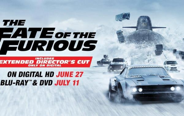 'The Fate Of The Furious'; Arrives On Digital HD June 27 & On 4K Ultra HD, Blu-ray & DVD July 11, 2017 From Universal 14