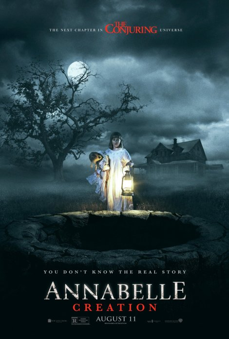 A New Trailer & Poster For 'Annabelle: Creation' Have Arrived To Creep You Out 6