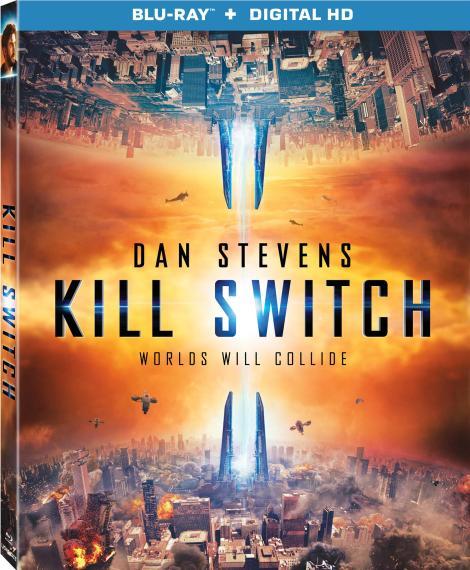 Dan Stevens Stars In 'Kill Switch'; Arrives On Blu-ray & DVD August 22, 2017 From Lionsgate 4