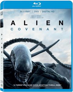 'Alien: Covenant'; Arrives On Digital HD August 1 & On 4K Ultra HD, Blu-ray & DVD August 15 From Fox Home Ent. 3