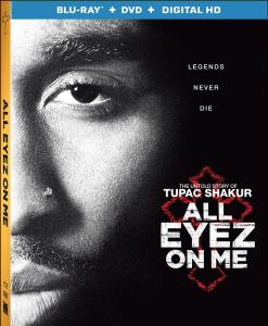 [Blu-Ray Review] 'All Eyez On Me': Now Available On Blu-ray, DVD & Digital From Lionsgate 1