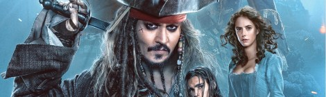 'Pirates Of The Caribbean: Dead Men Tell No Tales'; Arrives On Digital September 19 & On 4K Ultra HD & Blu-ray October 3, 2017 From Disney 8