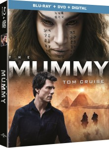 'The Mummy'; Arrives on Digital HD August 22 & On 4K Ultra HD, Blu-ray & DVD September 12, 2017 From Universal 1