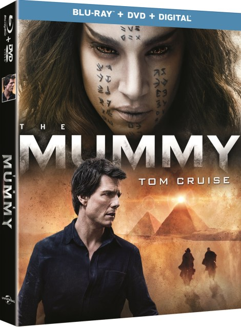 'The Mummy'; Arrives on Digital HD August 22 & On 4K Ultra HD, Blu-ray & DVD September 12, 2017 From Universal 4