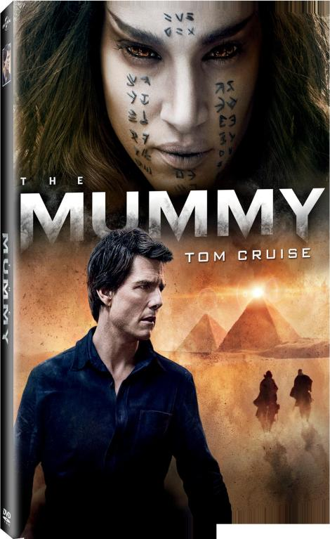 'The Mummy'; Arrives on Digital HD August 22 & On 4K Ultra HD, Blu-ray & DVD September 12, 2017 From Universal 6