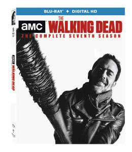 'The Walking Dead: The Complete Seventh Season'; Arrives On Blu-ray & DVD August 22, 2017 From Lionsgate 7