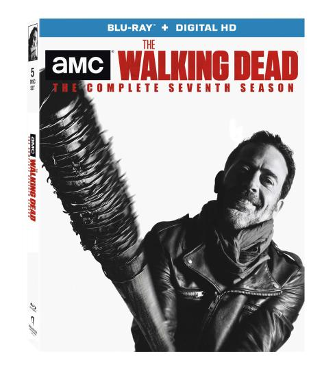 'The Walking Dead: The Complete Seventh Season'; Arrives On Blu-ray & DVD August 22, 2017 From Lionsgate 3