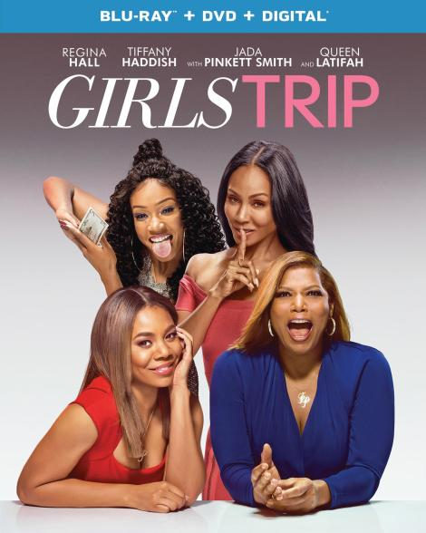 'Girls Trip'; Arrives On Digital October 3 & On Blu-ray & DVD October 17, 2017 From Universal 4