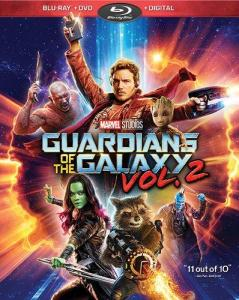 [Blu-Ray Review] 'Guardians Of The Galaxy Vol. 2': Available On 4K Ultra HD, Blu-ray & DVD August 22, 2017 From Marvel Studios 1