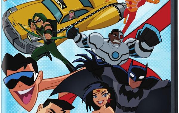 'Justice League Action: Season 1 Part 1'; Arrives On DVD October 10, 2017 From DC & Warner Bros 4