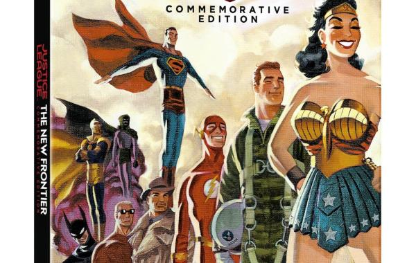 'Justice League: The New Frontier' Commemorative Edition; Arrives On Blu-ray, Blu-ray Steelbook & DVD October 3, 2017 From DC & Warner Bros 1