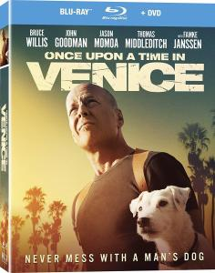 [Blu-Ray Review] 'Once Upon A Time In Venice': Available On Blu-ray & DVD August 15, 2017 From RLJ Entertainment 11