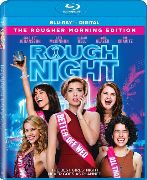 'Rough Night'; Arrives On Digital August 25 & On 'The Rougher Morning Edition' Blu-ray September 5, 2017 From Sony Pictures 3
