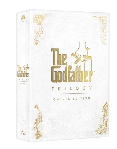 'The Godfather Trilogy: Omertà Edition'; Arrives On 4-Disc Limited Edition Blu-ray Gift Set November 7, 2017 From Paramount 2