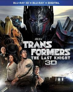 [Blu-Ray Review] 'Transformers: The Last Knight' 3D: Now Available On 4K Ultra HD, Blu-ray 3D, Blu-ray, DVD & Digital From Paramount 1