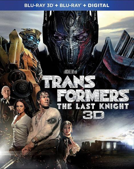 'Transformers: The Last Knight'; Arrives On Digital September 12 & On 4K Ultra HD, Blu-ray 3D & Blu-ray September 26, 2017 From Paramount 4