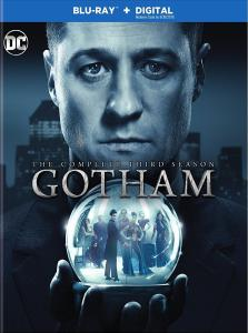 [Blu-Ray Review] 'Gotham: The Complete Third Season': Now Available On Blu-ray & DVD From DC & Warner Bros 1