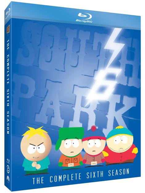 The First 11 'South Park' Seasons Are Coming To Blu-ray! Own Seasons 1-5 On December 5 & Seasons 6-11 On December 19, 2017 From Paramount 12