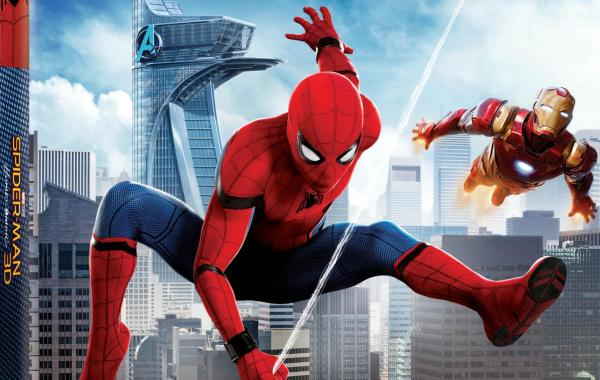 'Spider-Man: Homecoming'; Arrives On Digital September 26 & On 4K Ultra HD, Blu-ray 3D, Blu-ray & DVD October 17, 2017 From Sony Pictures 52