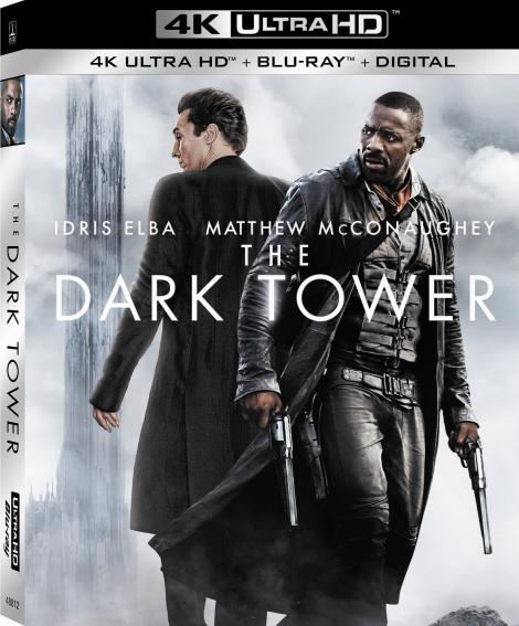 'The Dark Tower'; Arrives On Digital October 17 & On 4K Ultra HD, Blu-ray & DVD October 31, 2017 From Sony Pictures 3