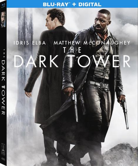 'The Dark Tower'; Arrives On Digital October 17 & On 4K Ultra HD, Blu-ray & DVD October 31, 2017 From Sony Pictures 4