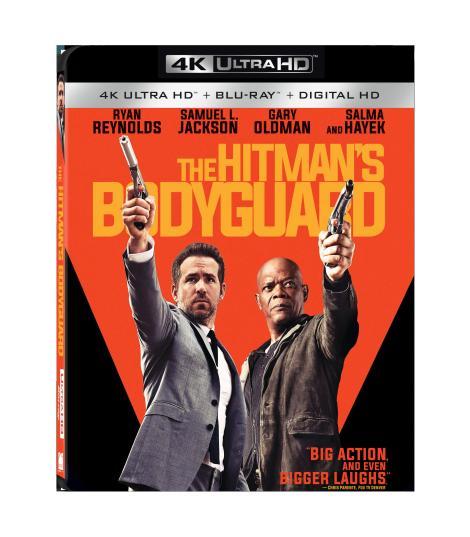 'The Hitman's Bodyguard'; Arrives On Digital HD November 7 & On 4K Ultra HD, Blu-ray & DVD November 21, 2017 From Lionsgate 5