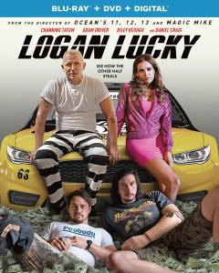 [Blu-Ray Review] 'Logan Lucky': Now Available On 4K Ultra HD, Blu-ray, DVD & Digital From Universal 1