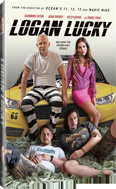 'Logan Lucky'; Arrives On Digital November 14 & On 4K Ultra HD, Blu-ray & DVD November 28, 2017 From Universal 9