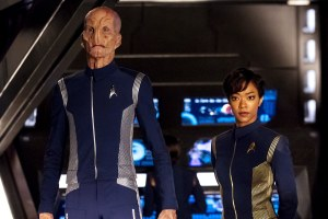 'Star Trek: Discovery' Granted Second Season From CBS All Access 1