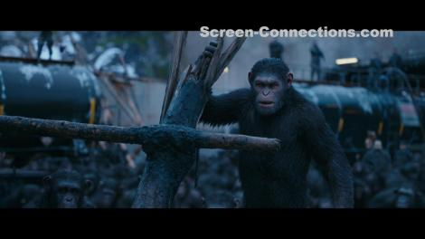 [Blu-Ray Review] 'War For The Planet Of The Apes': Now Available On 4K Ultra HD, 3D Blu-ray, Blu-ray DVD & Digital From Fox Home Ent 5
