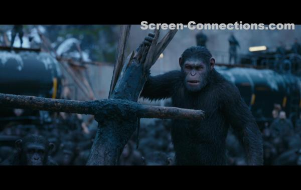 [Blu-Ray Review] 'War For The Planet Of The Apes': Now Available On 4K Ultra HD, 3D Blu-ray, Blu-ray DVD & Digital From Fox Home Ent 10
